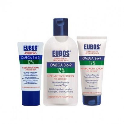 Eubos Omega 3-6-9 - Ερυθρότητα