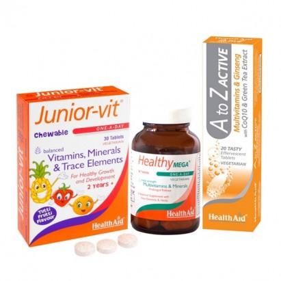 Health Aid Πολυβιταμίνες