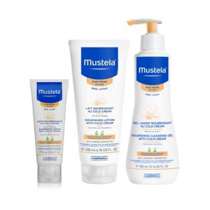 Mustela Dry Skin -  Προϊόντα για Ξηρό Δέρμα