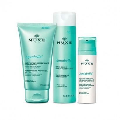 Nuxe Aquabella - Ενυδάτωση για μεικτές επιδερμίδες