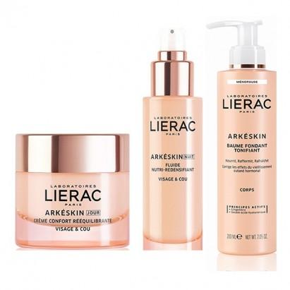 Lierac Arkeskin - Βελτιώνει τα Σημάδια της Ορμονικής Γήρανσης
